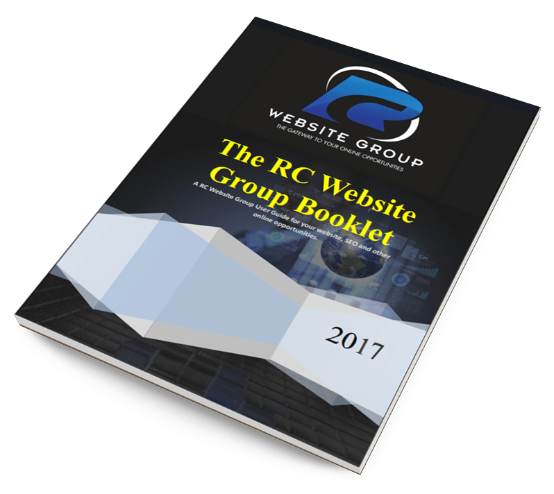 RC Website Group Booklet